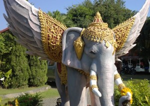 winged-elephant-chiang-mai