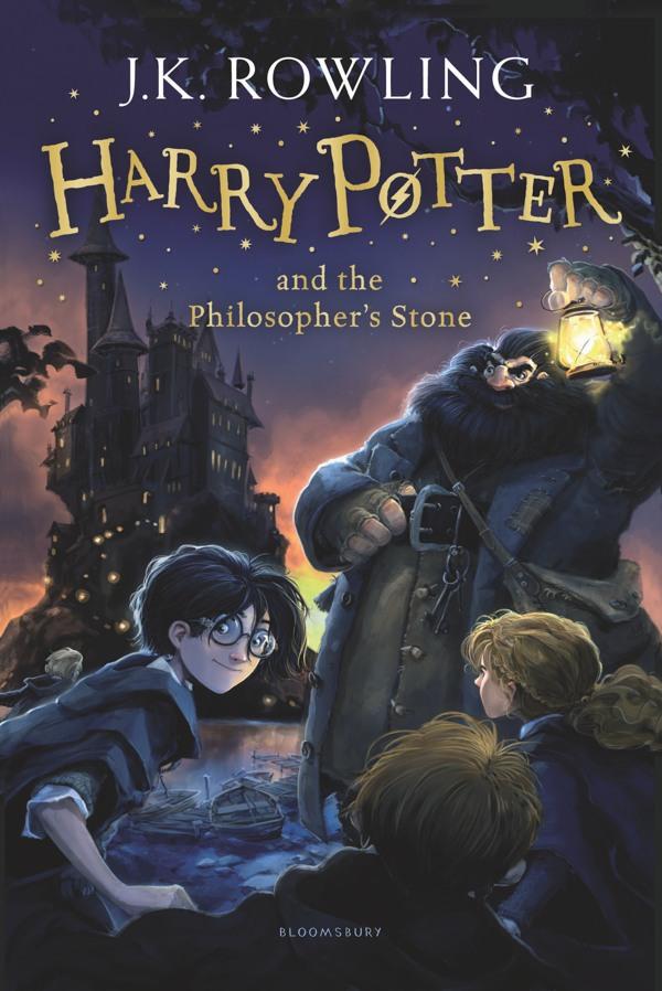 7. Harry Potter